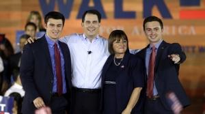 Read full article: Gov. Scott Walker's Son Alex Joining Vukmir's US Senate Campaign