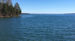 Read full article: Lake Superior Levels Near Record High In September