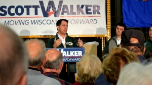 Read full article: Gov. Scott Walker Kicks Off Re-Election Bus Tour