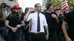 Read full article: Controversial Proud Boys Embrace 'Western Values,' Reject Feminism And Political Correctness