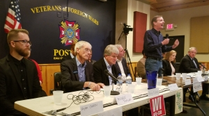 Read full article: Eau Claire Forum Draws Most Of 2018 Democratic Gubernatorial Candidates