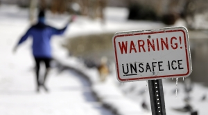 Read full article: DNR Urges Caution When Heading Out On Ice
