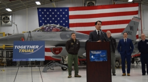 Read full article: Madison Named Top Choice For Advanced F-35 Fighter Squadron