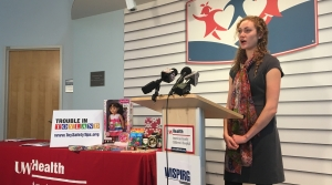 Read full article: Trouble In Toyland Report Warns Of Toys With Lead, Privacy Concerns