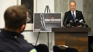 Read full article: State Agencies Aim To Address Human Trafficking