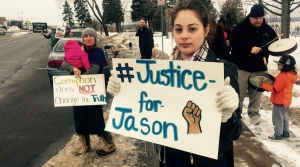 Read full article: Family, Bad River Tribal Members Protest Lack Of Charges In Jason Pero's Death