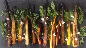 Read full article: RECIPE: Roasted Whole Carrots