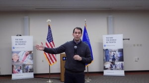 Read full article: Walker Calls For Pre-Existing Condition Guarantee