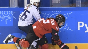 Read full article: Wisconsin Hockey Represented On Both Sides Of Gold Medal Game