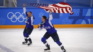 Read full article: Wisconsin Players Help Team USA Win Women's Hockey Olympic Gold
