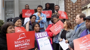Read full article: Mahlon Mitchell Garners Support Of Some 10K Health Care Workers