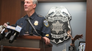Read full article: Outgoing Milwaukee Police Head Accuses City Official Of Misconduct