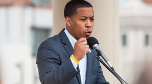 Read full article: Governor Candidate Mahlon Mitchell Promises More Road Funding