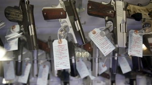 Read full article: MU Poll: Large Majority Favor Universal Gun Background Checks