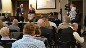 Read full article: Marathon County Committee Wants Tougher Restrictions On Sulfide Mines