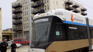 Read full article: Milwaukee's First Streetcar Arrives Downtown