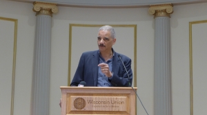 Read full article: Holder Discusses Gerrymandering At UW-Madison