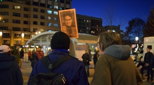 Madison protestors rally for Jason Pero