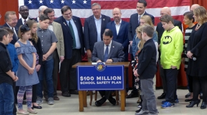 Read full article: Walker Signs $100M School Safety Bill