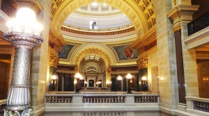 Wisconsin State Capitol interior