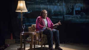 "Dael Orlandersmith in ""Until The Flood"""