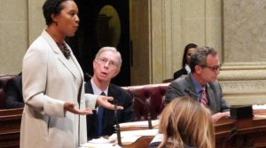 Read full article: Sen. Taylor Cited For Disorderly Conduct In Incident At Bank