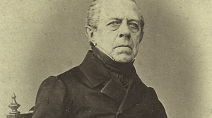 Photo of composer Franz Berwald