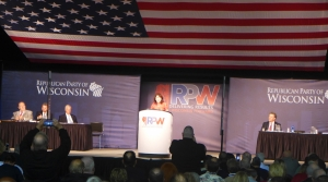 Read full article: State Sen. Leah Vukmir Gets US Senate Endorsement At Wisconsin GOP Convention