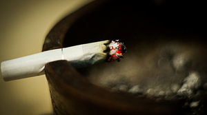 Read full article: Zorba Paster: 1 Cigarette Increases Health Risks