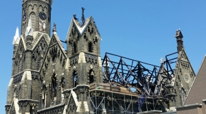 Read full article: Fire Damage At Historic Milwaukee Church Estimated At $17M