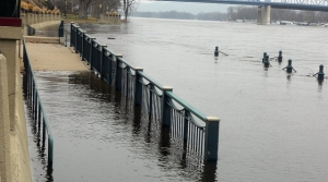 Read full article: Mississippi River Reaches Flood Stage In Southwestern Wisconsin