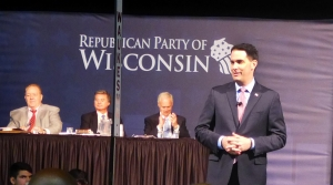 Read full article: Walker, Wisconsin Republicans Warn Party Convention Of 'Blue Wave' In November