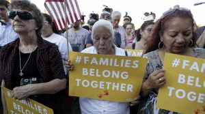 Read full article: Immigration Advocates Protest US Government's 'Zero Tolerance' Immigration Policy