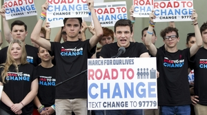 Read full article: Parkland High School Students Come To Wisconsin On Road To Change Tour