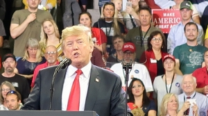 Read full article: Trump Touts Tough Stance On Immigration At Twin Ports Rally