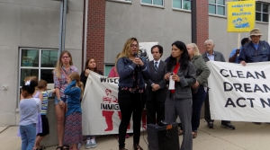 Read full article: Activists Call For Release Of Waukesha Father Who Illegally Immigrated To US At 13