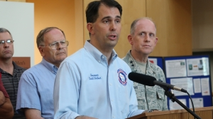 Read full article: Gov. Scott Walker Declares State Of Emergency For 5 Flood-Damaged Counties