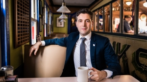 Read full article: Josh Pade Faces Uphill Climb In Historically Large Democratic Field For Governor