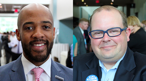 Read full article: Democratic Candidates For Lieutenant Governor Make Pitches At State Convention