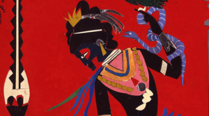 Read full article: Romare Bearden's 'Circe' Is Black And Powerful