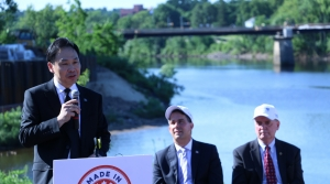 Read full article: Foxconn Expanding Its Innovation Network To Downtown Eau Claire