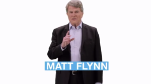 Read full article: Matt Flynn First To Roll Out TV Ad In Democratic Gubernatorial Primary
