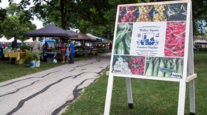 Read full article: WisContext: Despite Growth In Numbers, Many Farmers' Markets Face Fierce Competition