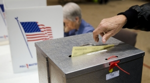Read full article: Wisconsin Sees Strong Early Voting Turnout For Partisan Primary