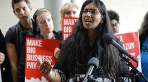 Seattle City Councilwoman Kshama Sawant