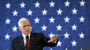 Read full article: Vice President Pence Stumps For Vukmir At Fundraiser