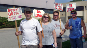 Read full article: Strike Continues At Trane Over Wages, Overtime Requirements For Workers