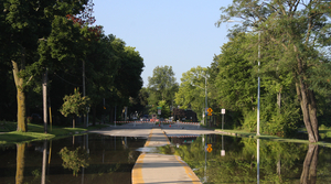 Read full article: As Lake Levels Rise, Madison Prepares For More Road Closures
