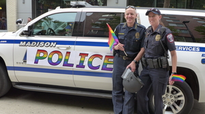 Read full article: Madison Firefighters Will Not Participate In Sunday's Pride Parade
