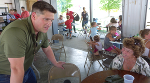Read full article: Kevin Nicholson Stresses Military Service In GOP Bid For US Senate